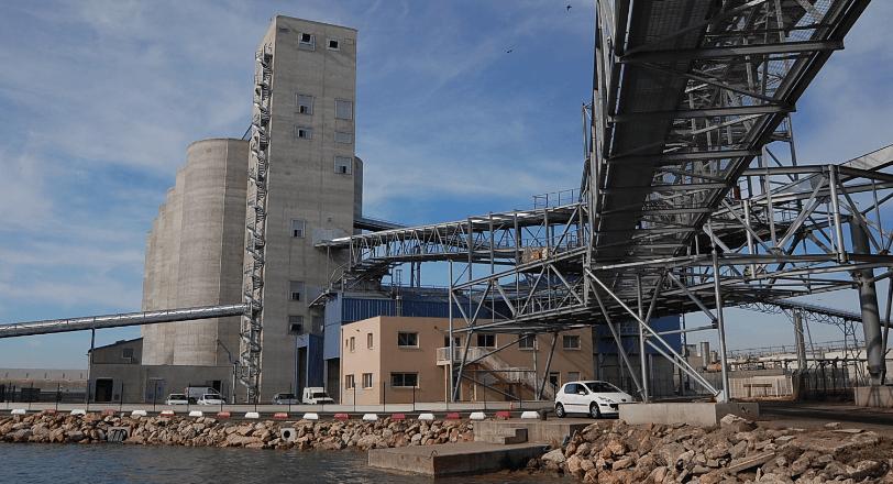 Bâtiment stockage silo augmentation capacité de stockage