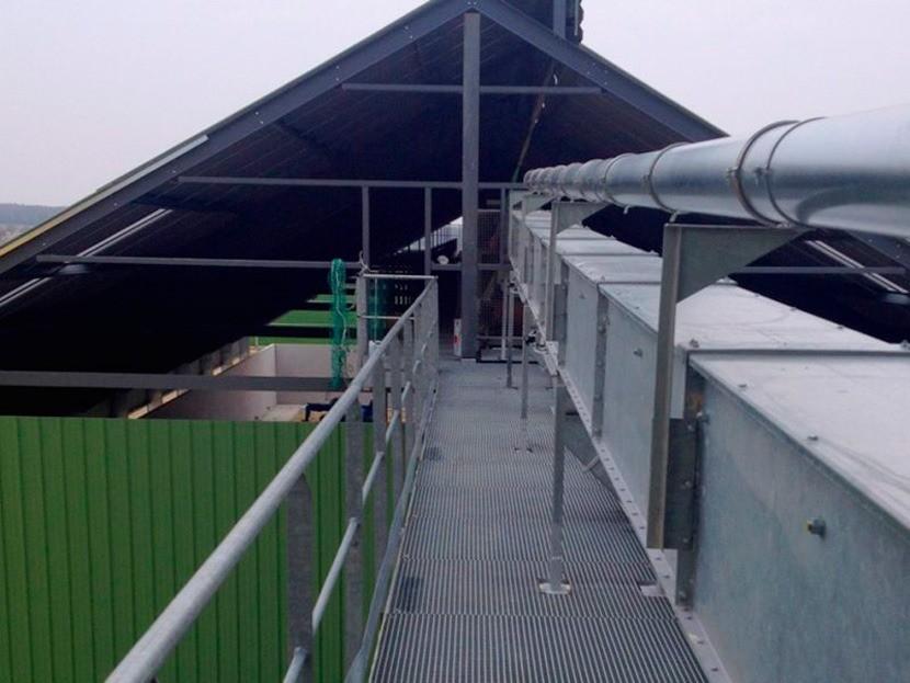 Coopérative de Tonnay-Boutonne augmenter ses capacités de stockage CERES Agro-industrie