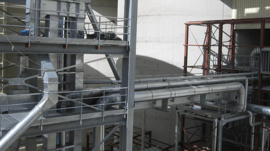 Ingénierie process vrac CERES Agro-industrie
