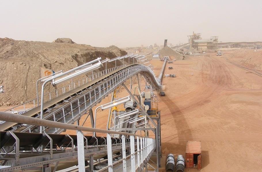 Huilerie, malterie, meunerie, semoulerie, manutention de granulats, minerais & autres secteurs industriels