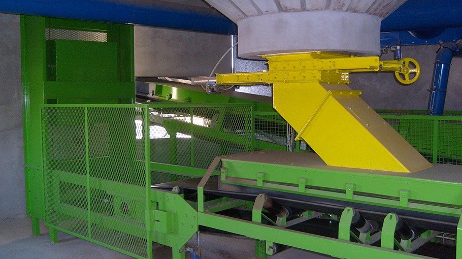 Augmentation du débit des installations machines agricoles CERES Agro-industrie